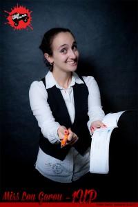 Miss Lou Garou - Commission Sponsoring